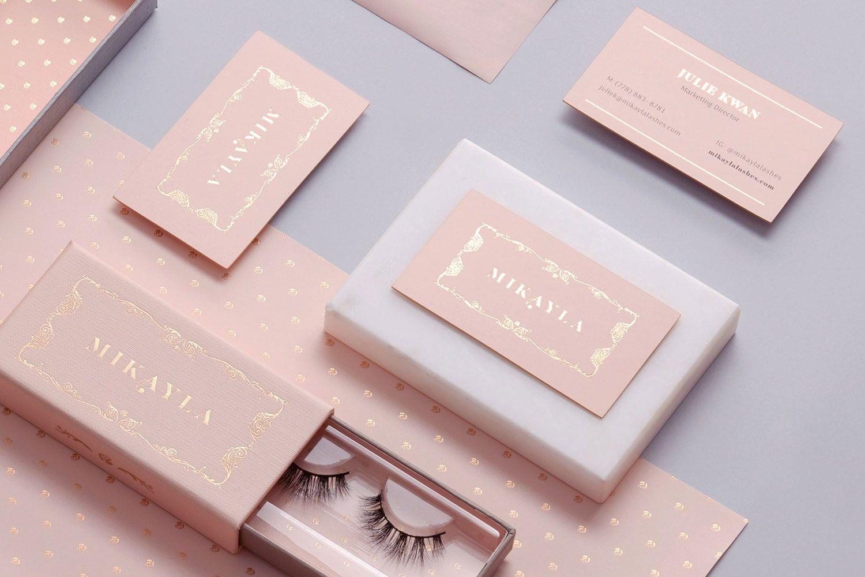 Eyelash Packaging Boxes